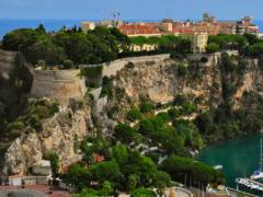 Le Rocher в Монако