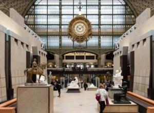 Париж: выставки и события 2019 года